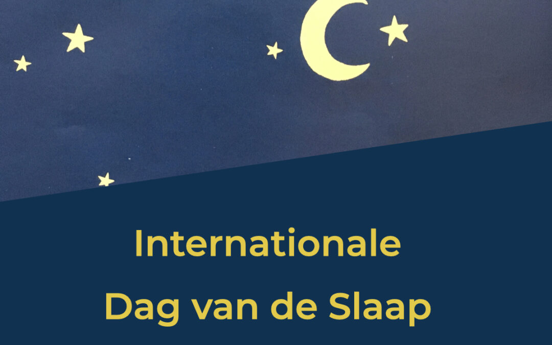 Internationale Dag van de Slaap